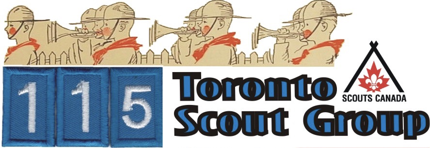 Toronto Scout Group supported by Dolphin Bingo hall